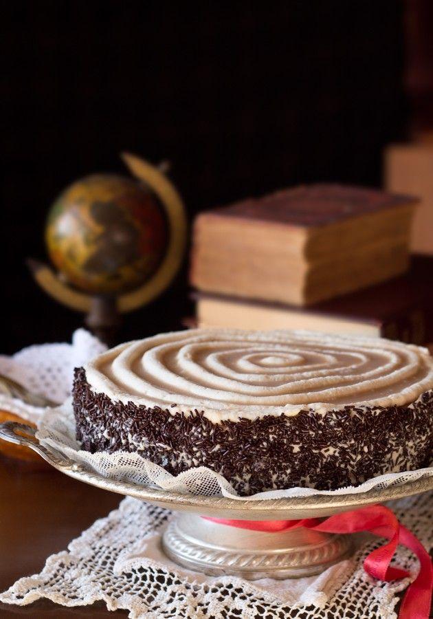 Dinamite caramello e cioccolato