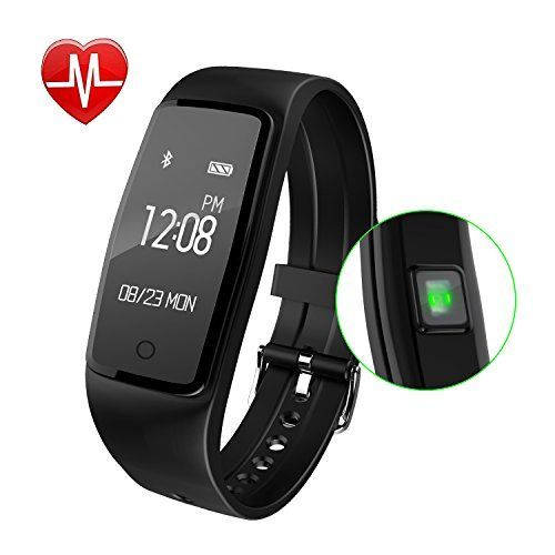 Fitness Tracker Watch, GULAKI IP67 Waterproof Smart Bracelet GPS Smartwatch for Health Activity Workout Exercise Tracker with Heart Rate Monitor Android & iPhone Compatible   http://huntinggearsuperstore.com/product/fitness-tracker-watch-gulaki-ip67-waterproof-smart-bracelet-gps-smartwatch-for-health-activity-workout-exercise-tracker-with-heart-rate-monitor-android-iphone-compatible/ #fitnesstrackerwatch