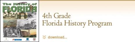 4th grade Florida History Program