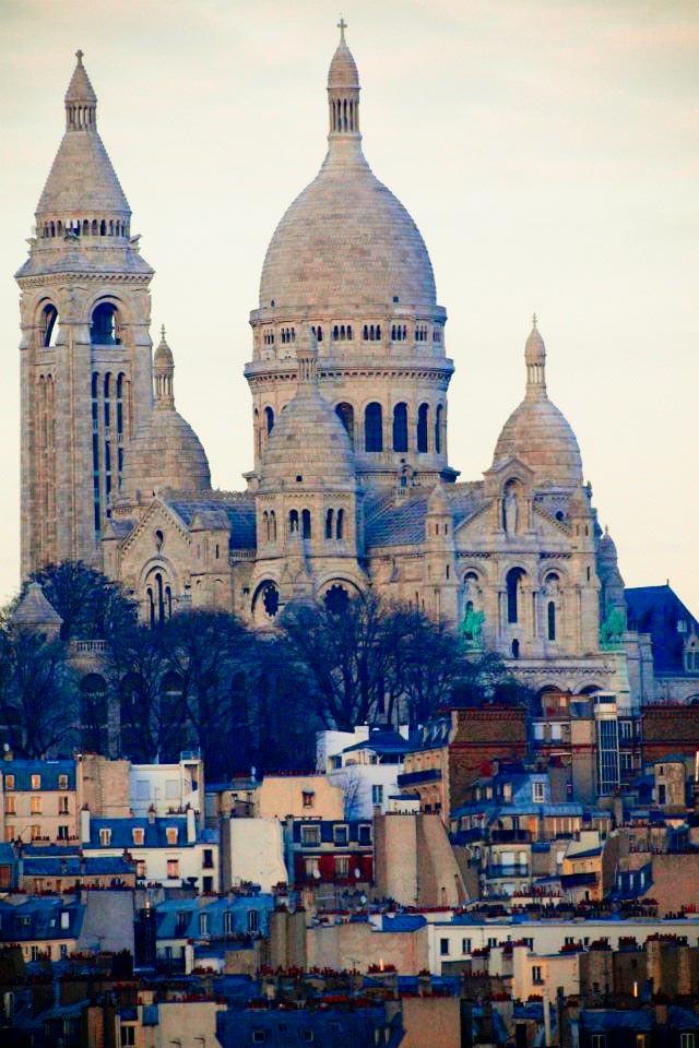 Paris, Sacre Coeur, FRANCE
