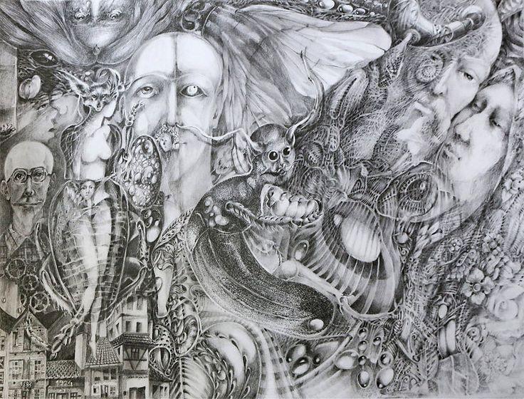 Kafka's Metamophosis by DanNeamu