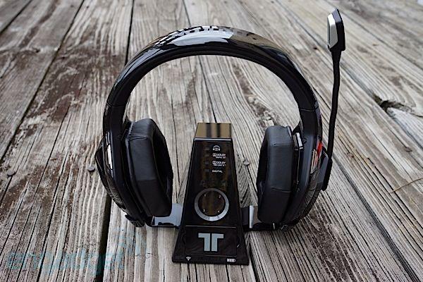 DRAFT Tritton Warhead 71 Wireless Surround Sound Headset for Xbox 360 review Boom!