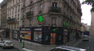 Pharmacie Monge 74 rue monge 5e
