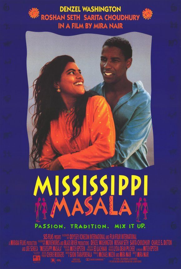Mississippi Masala , Starring Denzel Washington, Sarita -1708
