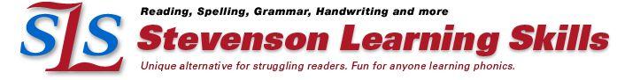 Stevenson Reading | Stevenson Learning Skills Dyslexia help