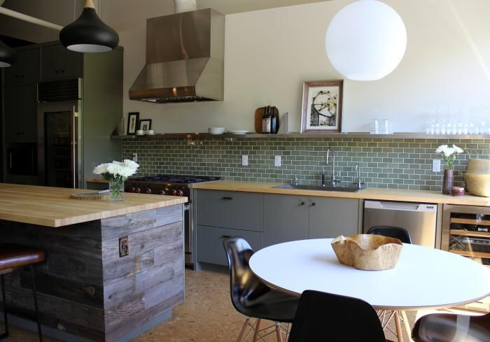 Steal This Look: A Sonoma Loft Kitchen : Remodelista
