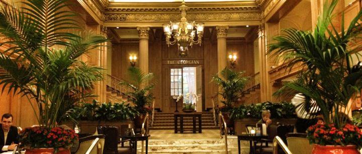Fairmont Olympic Hotel in Seattle, WA
