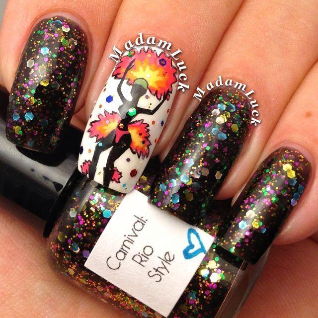 Sindie POP! Cosmetics - Carnival: Rio Style