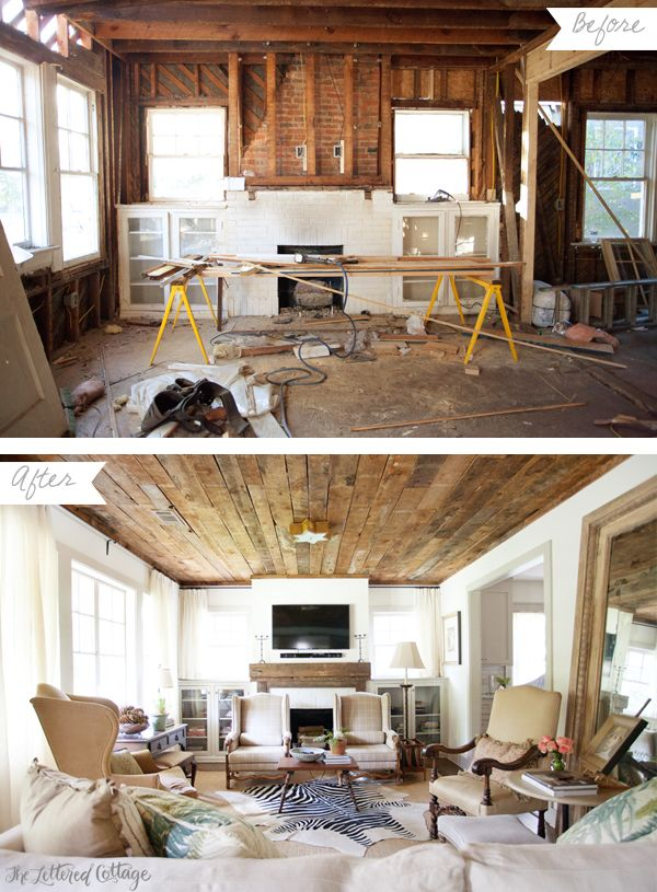 Old House Renovation   Living Room   Rustic Traditional   Ashley Gilbreath Interiors