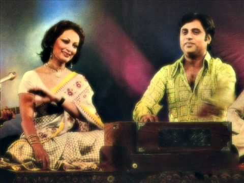 DUNIYA JISE KEHTE HAIN BY JAGJIT & CHITRA SINGH COME ALIVE IN A LIVE CONCERT BY IFTIKHAR SULTAN - YouTube