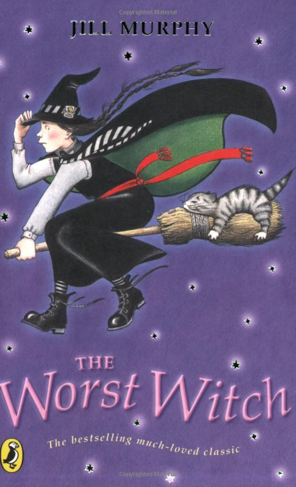 The Worst Witch  Jill Murphy