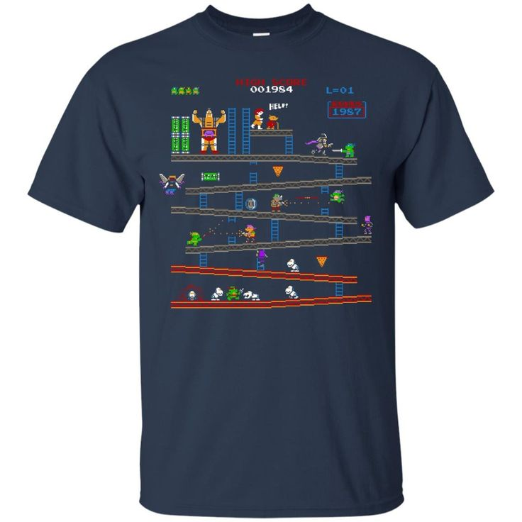 Teenage Mutant Ninja Turtles Shirts Donkey Krang T-shirts Hoodies Sweatshirts