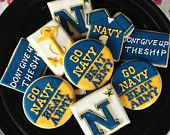 Go Navy Beat Army Sugar Cookie Collection