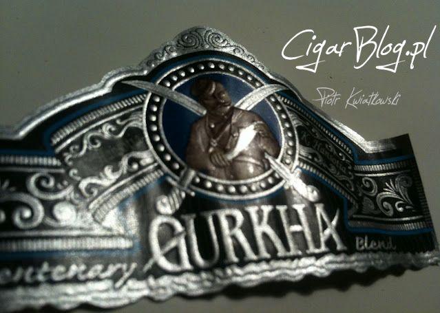 #cigaroftheday #Gurkha Blue Steel Torpedo Ma swój czar. Zapraszam do przeczytania całości na #cigarblog.pl: http://bit.ly/VLZgjI #cygaro #cygara #cigars #blog #poznan