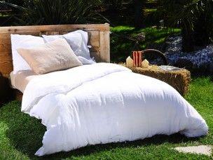 17 mejores ideas sobre housse de couette lin en pinterest housse couette lin edred n y. Black Bedroom Furniture Sets. Home Design Ideas