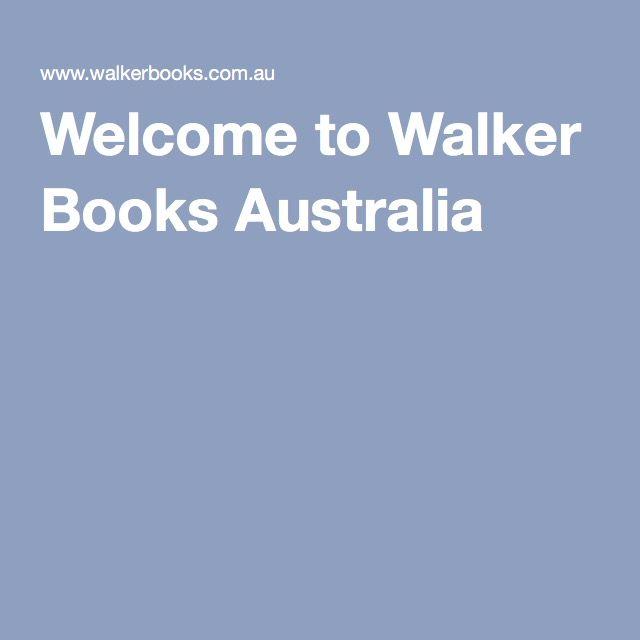 Welcome to Walker Books Australia