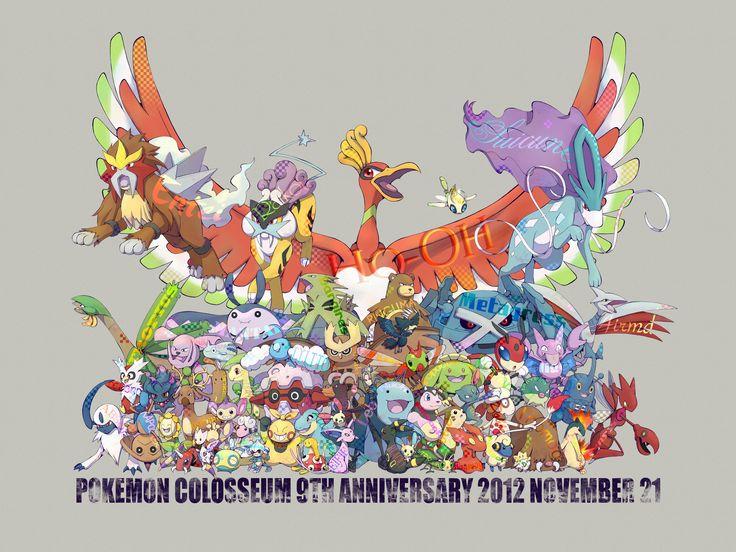 Pokemon Colosseum 9th by xxxsak-hi on deviantART