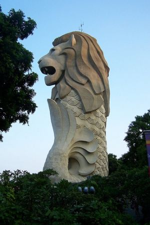 Sentosa Island - Singapore. Information about sightseeing, dining tips and attractions in Singapore @ my travel blog DiscoveringTheGlobe.com