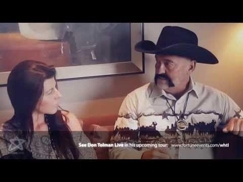 Don Tolman talks 'Angelina Jolie' with Lisa Thompson..