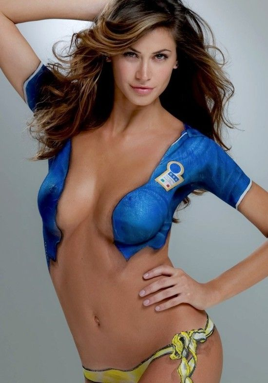 Italywomenfit Sexy Italian Body Paint Slick Men Photos Pinterest Body Painting Painting And Body Art