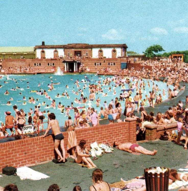 Open air swimming pool southport used to have it 39 s my - An open air swimming pool crossword clue ...
