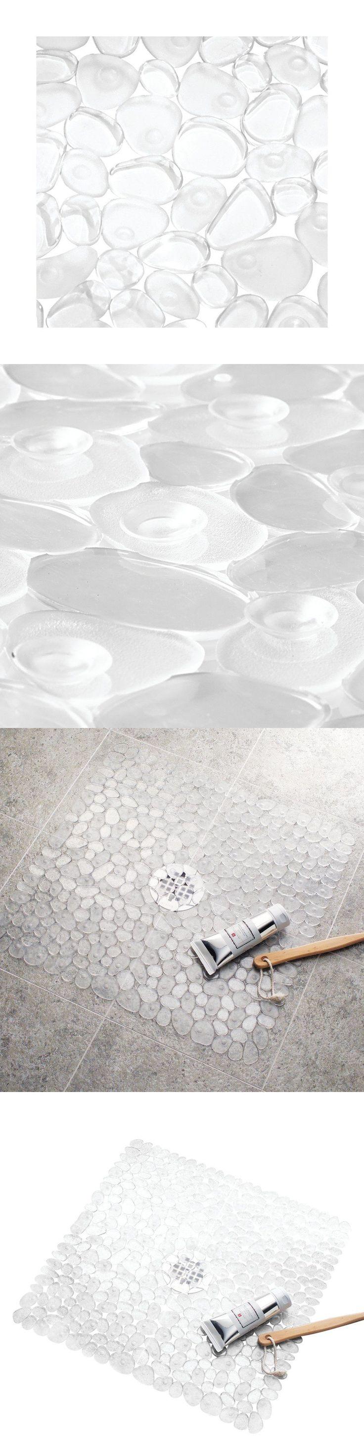 best 25 non slip shower mat ideas only on pinterest dorm non slip appliques and mats 66722 new clear bath mat non slip suction