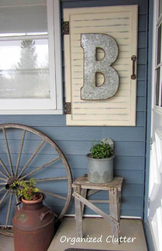 15 Farmhouse Style Front Porch Ideas