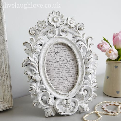 1000 images about shabby chic frames on pinterest. Black Bedroom Furniture Sets. Home Design Ideas