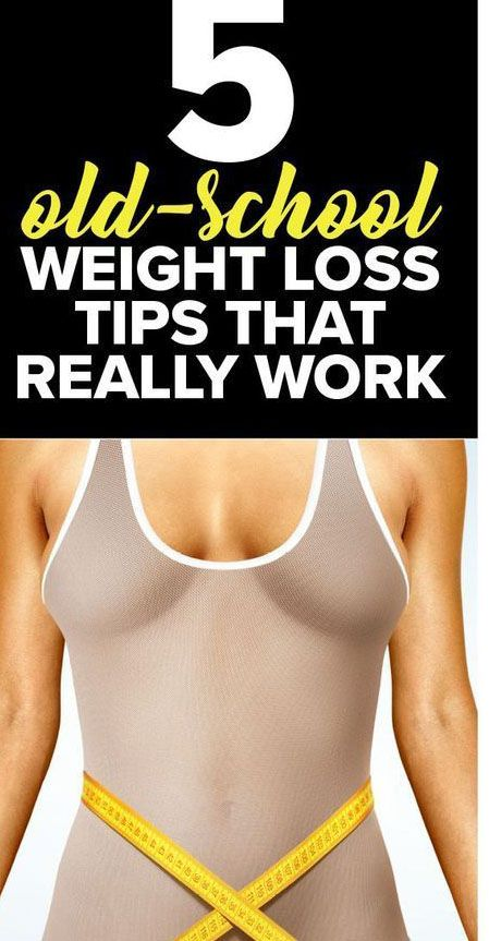 Follow 5 Old School Weight Loss Tips To Lose Your Weight Really – Medi Idea