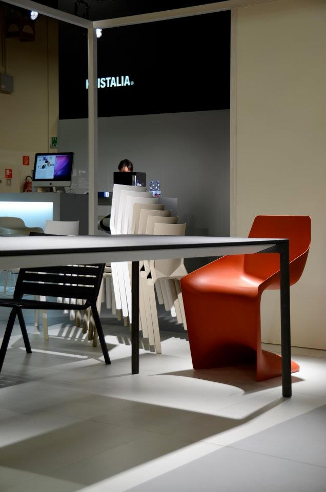 Pulp Chair by Kristalia Products available through Selene. www.selenefurniture.com