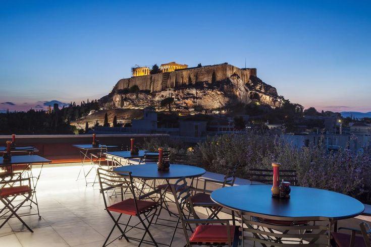 Αθήνα: 4 café-restos ξενοδοχείων με θέα στην Ακρόπολη που δεν θα ξοδέψεις μια... περιουσία! - Travel Style - Το καλύτερο ταξιδιωτικό portal