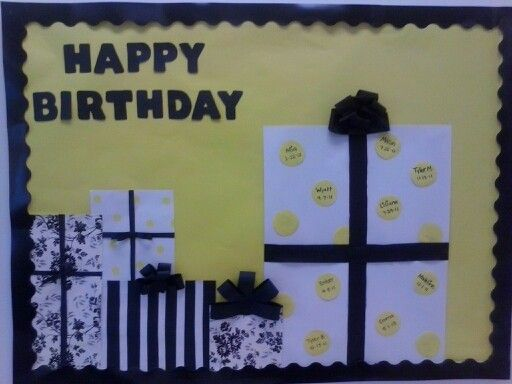 Classroom Decoration Birthday ~ Best images about birthdays in the classroom on