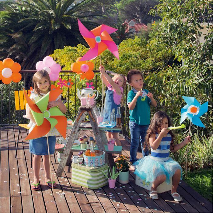Throwing a kids party on mykitchen.co.za