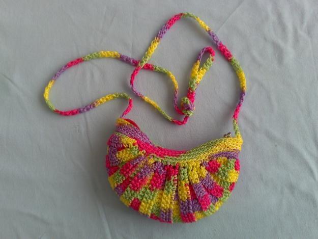 Bolsas tejidas a gancho - ImaguiEn Knits, Hook, Knits Parties, Bolsas Tejidas, Bolsas Crochet