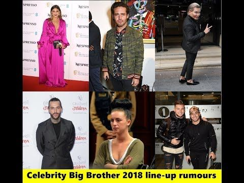 Celebrity Big Brother 2018 line up rumours