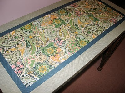 56 best images about decoupaged tables on pinterest for Cadlow mural world