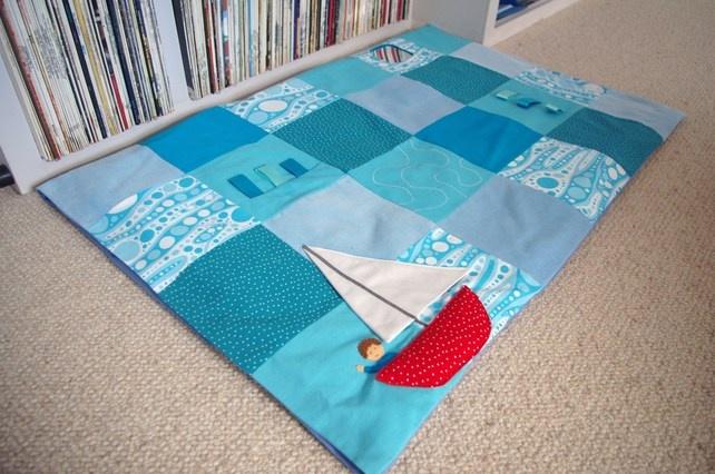 The Ocean - Play Mat £40.00