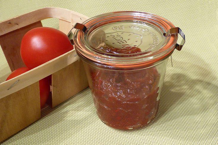 Tomatové chutney | Snadné a skvělé | Ochutnej čatní, čatný nebo chutney