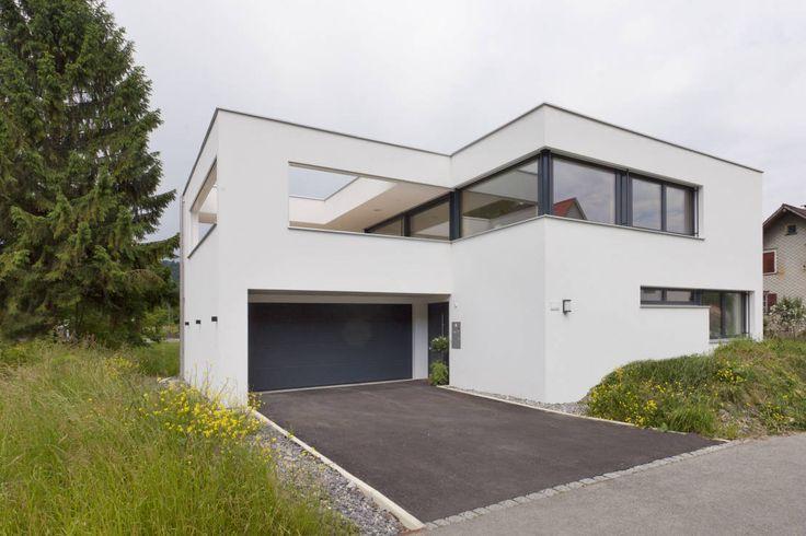 Zufahrt/Zugang : Moderne Häuser von Catharina Fineder Architektur