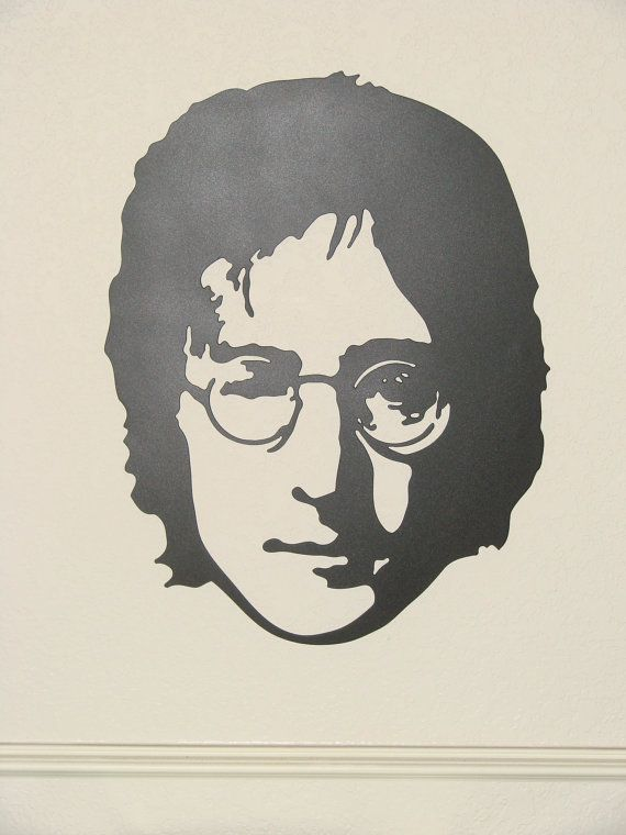 Джон леннон черно-белые картинки время хотелось