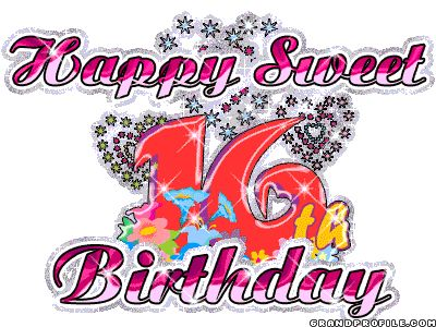 8 Best Happy Sweet Sixteen My Beautiful Daughter Images On Happy Sixteenth Birthday Wishes
