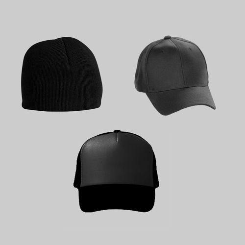 Hat Mockup TemplatesTemplates from MockupEverything.com