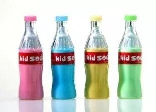 corretivo kid soda 6 ml cis- c/12 unidades -sortido