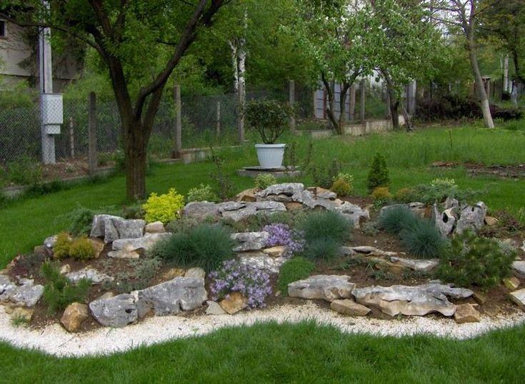 Die besten 25+ Steingarten anlegen Ideen auf Pinterest Florida - gartengestaltung steingarten