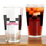 The cups of Markiplier and Wilford. Take the pink mustache cup you get immortality and the powers of the warfstache but you die at the hands of Dark. The cup of Markiplier you become famous on YouTube and Senpai/Favorite YouTuber will notice you. But Senpai kills you.
