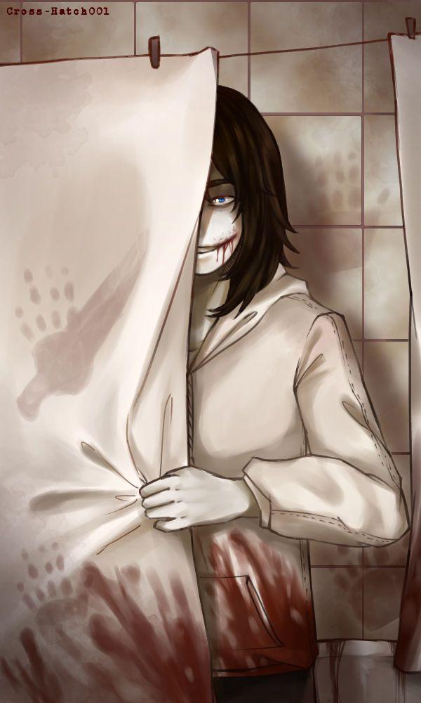 Pin On Creepy Pasta Cool jeff killer anime wallpaper