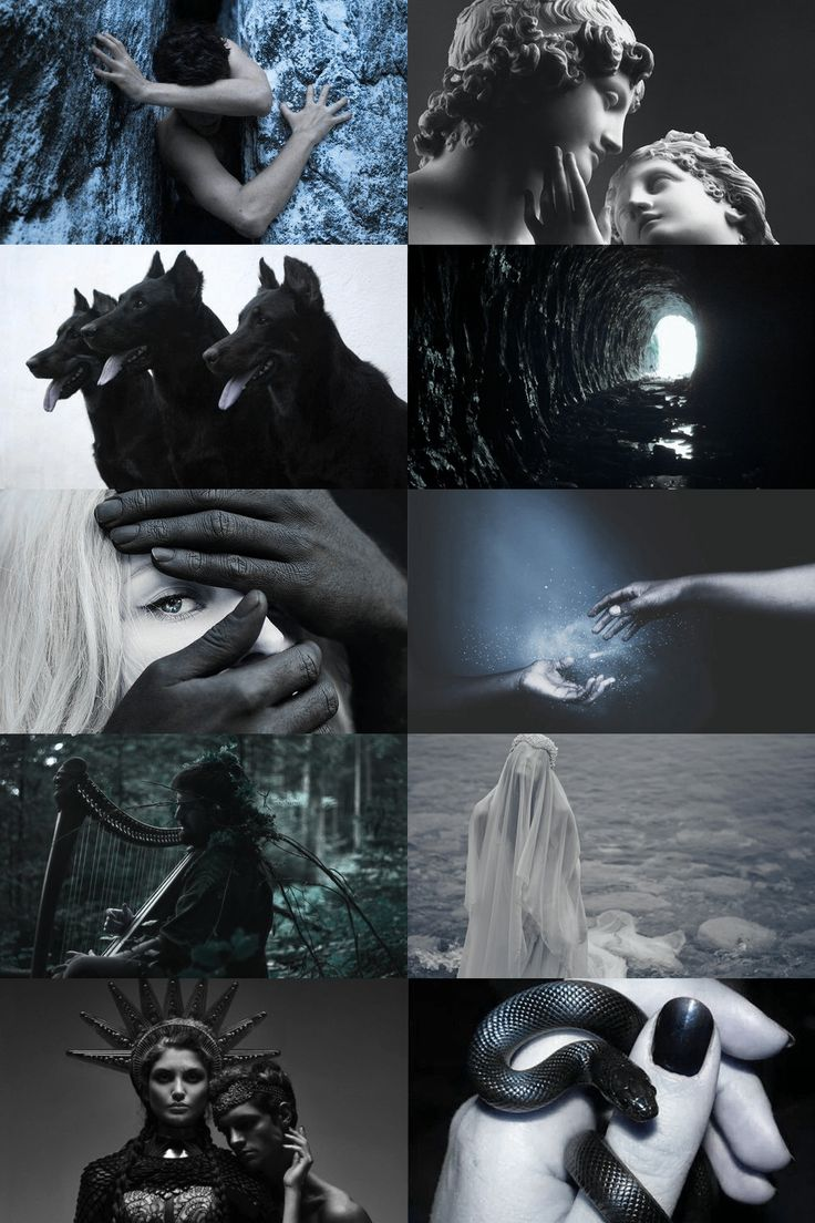 orpheus and eurydice aesthetic (more here)
