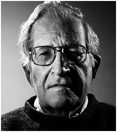 """""""All over the place, from the popular culture to the propaganda system, there is constant pressure to make people feel that they are helpless, that the only role they can have is to ratify decisions and to consume."""" - Noam Chomsky"""