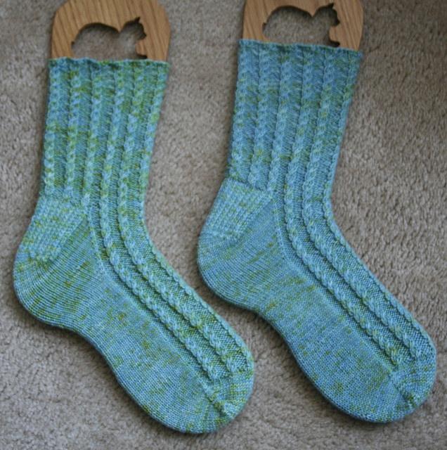Knitting Pattern Socks Toe Up : Toe Up Socks Pattern knitting and crochet Pinterest