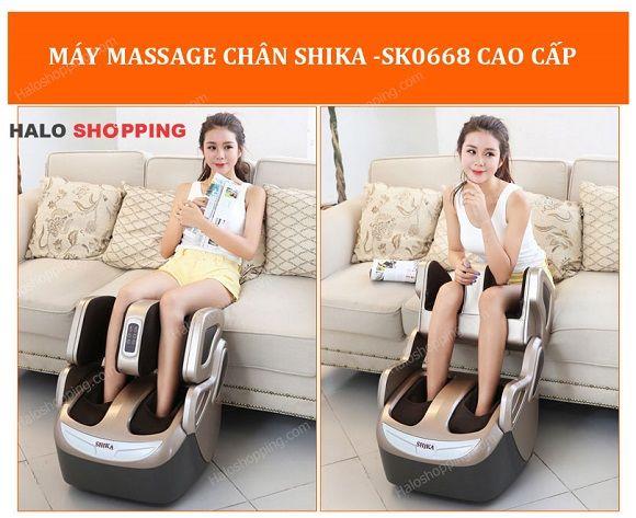 Kết quả hình ảnh cho máy matxa chân Nhật Bản halo